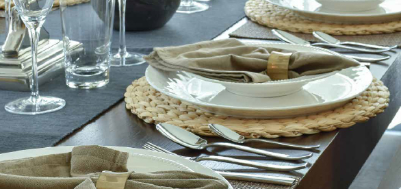 A DINNER PARTY TO INSPIRE